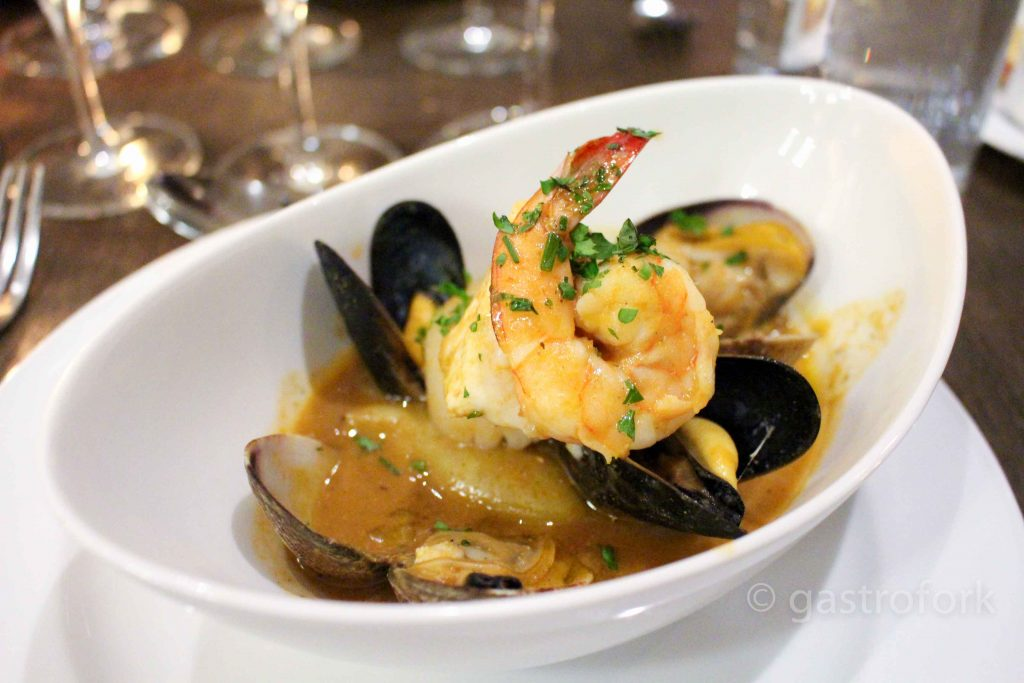 West Coast Bouillabasse provence marinaside