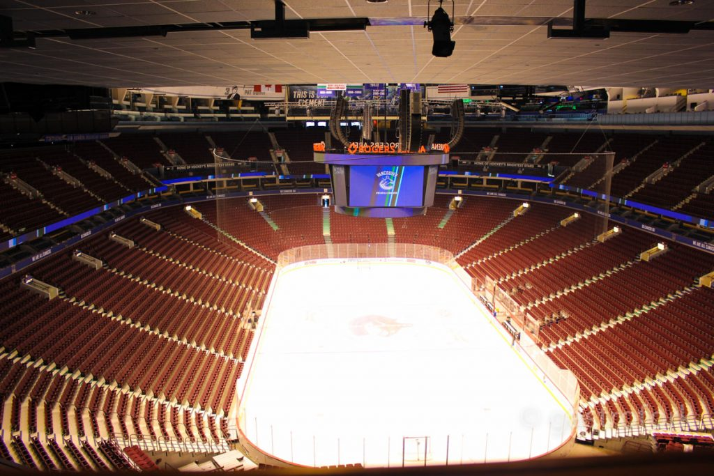 The SportsBar Live! at Rogers Arena