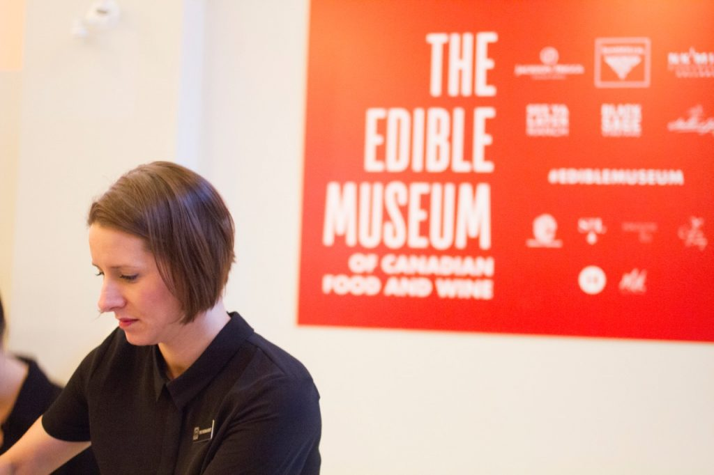 edible museum of canadian food and wine