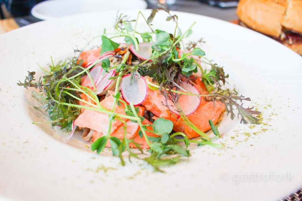 christines on blackcomb summer slow cooked wild salmon