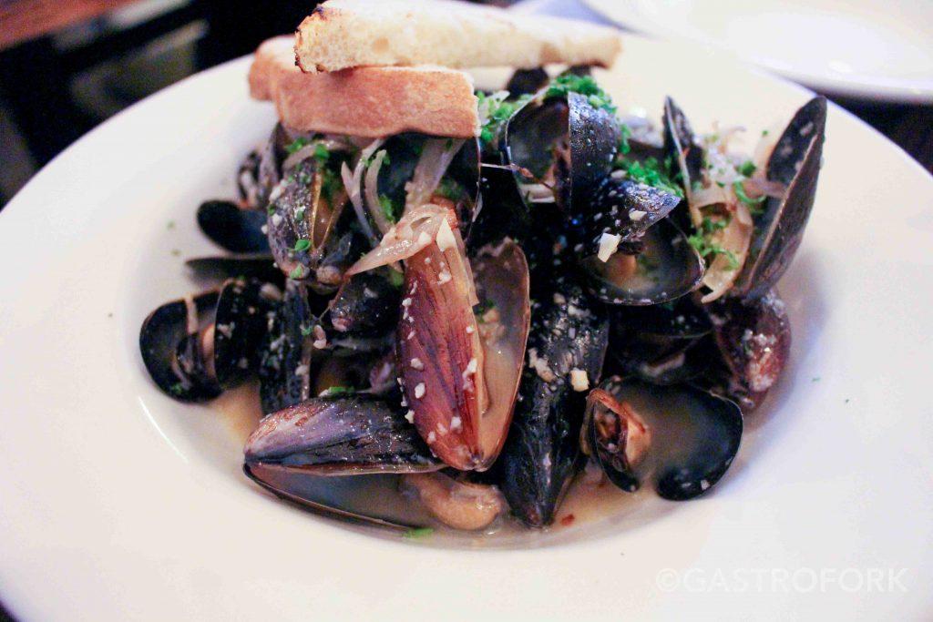eastwood fraser mussels