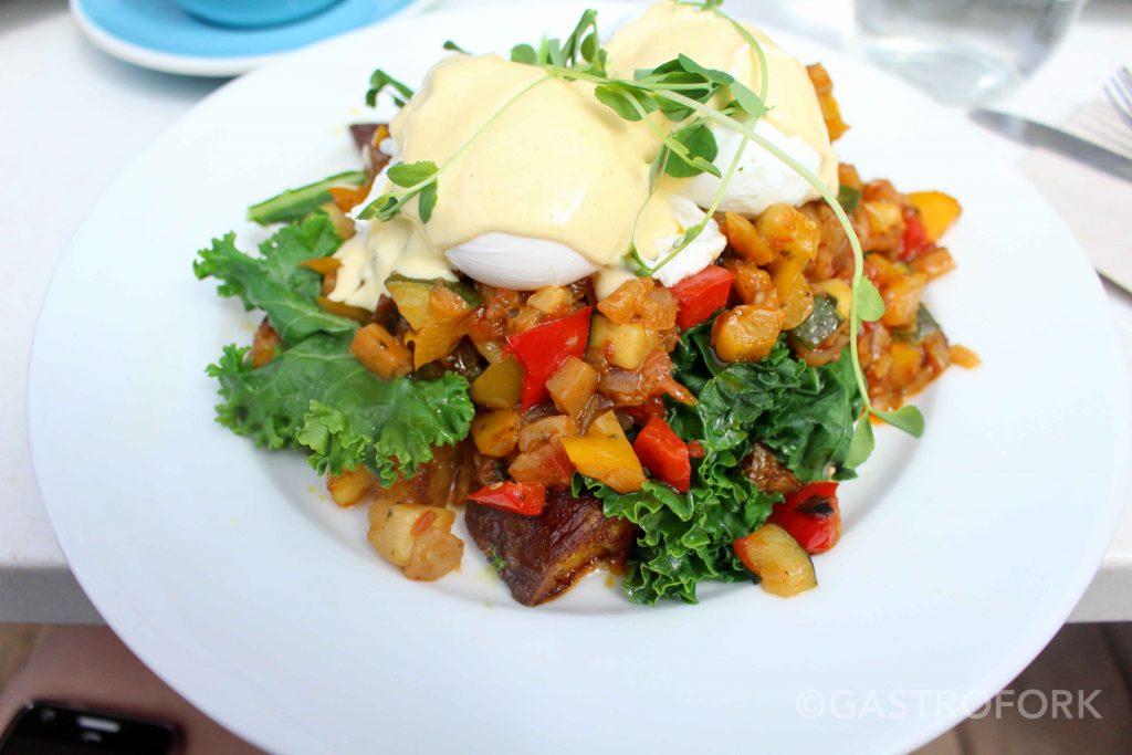 fergies cafe squamish ratatouille eggs benedict