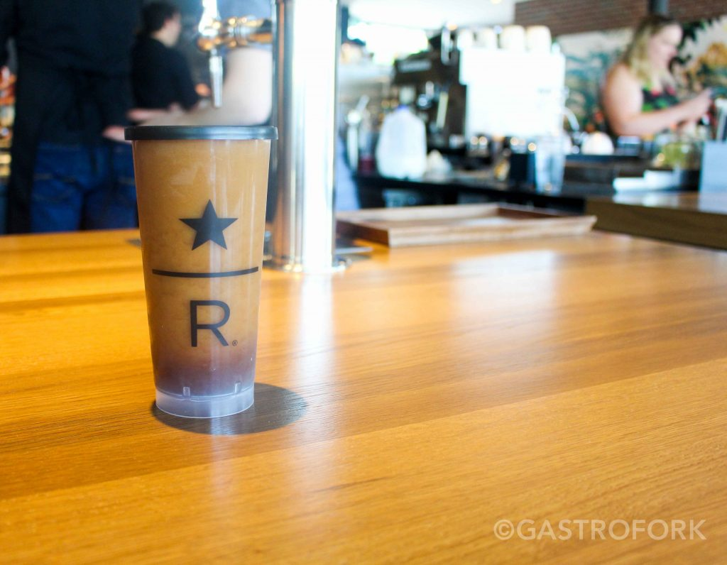 starbucks reserve vancouver nitro brew