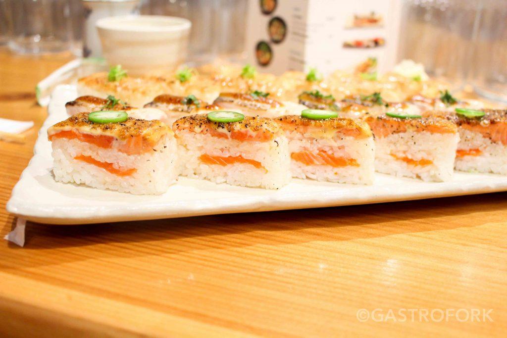 yui japanese bistro aburi sushi