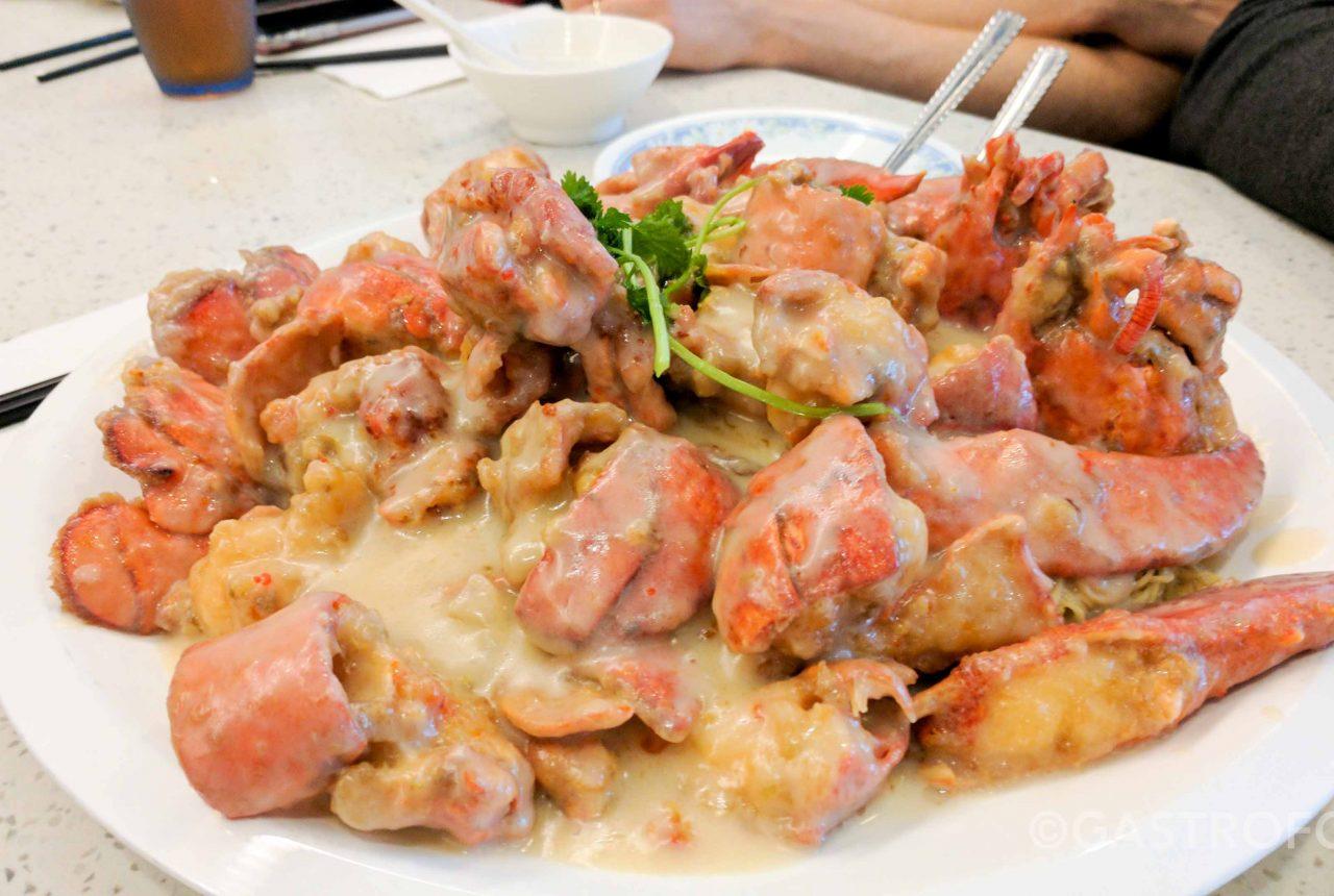 happy date richmond lobster