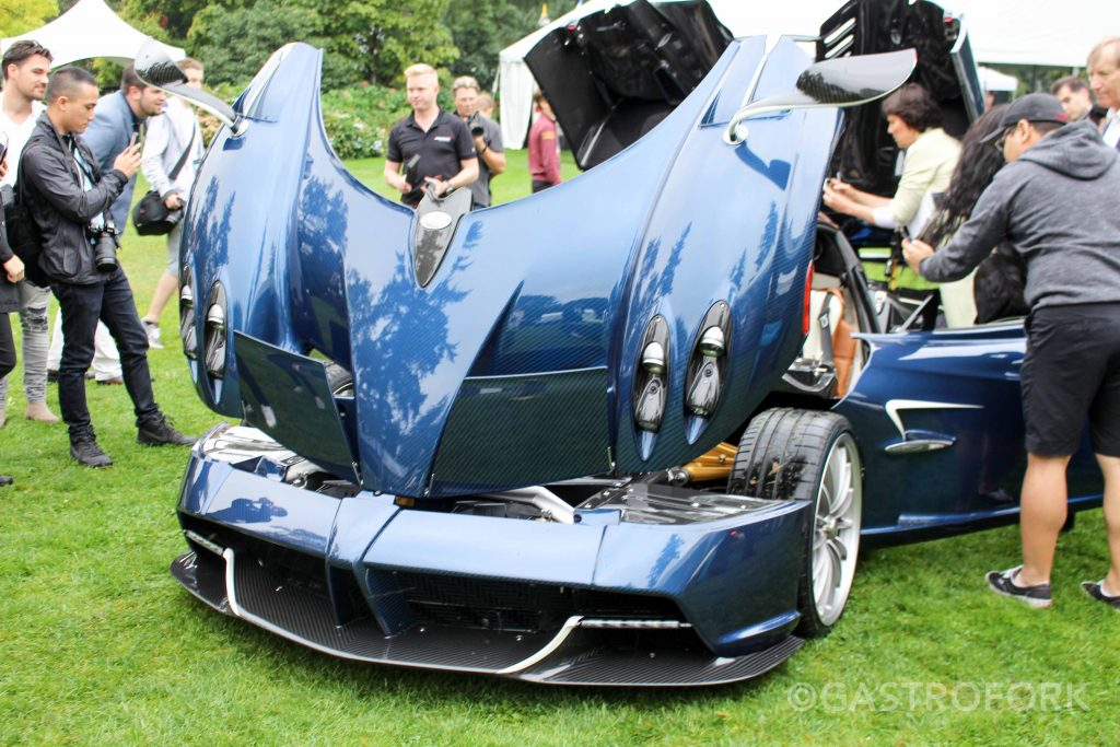 pagani huayra luxury supercar weekend