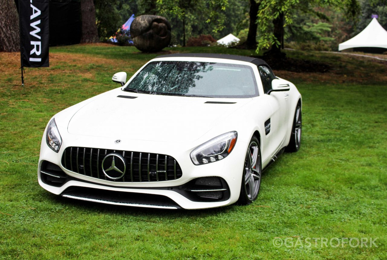 mercedes luxury supercar weekend