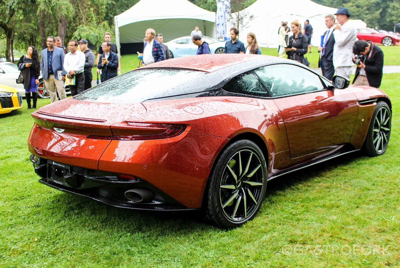 aston martin luxury supercar weekend