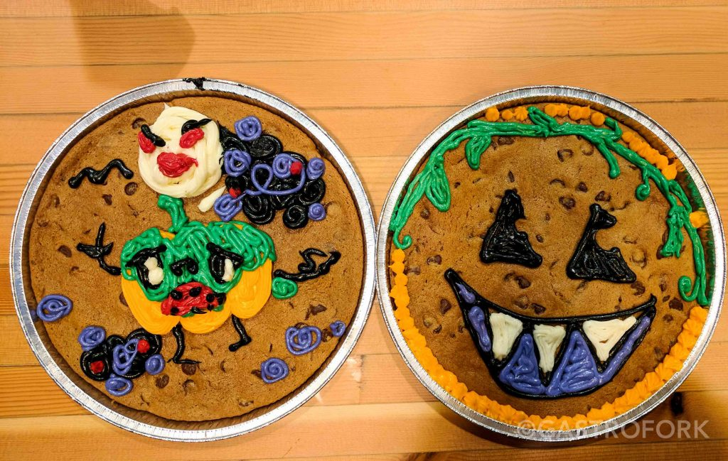 nestle toll house vancouver cookie cake