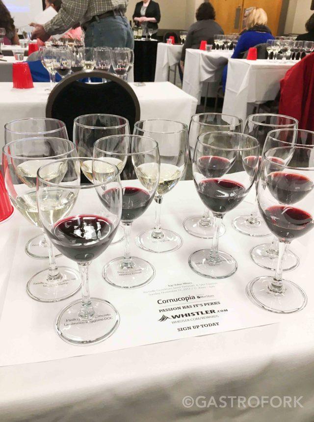 whistler cornucopia-top value wines