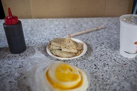 taiwan taichung breakfast
