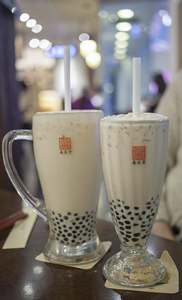 taiwan taichung bubble tea