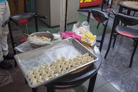 taiwan taichung dumplings