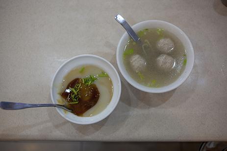 taiwan taichung tofu soup 2