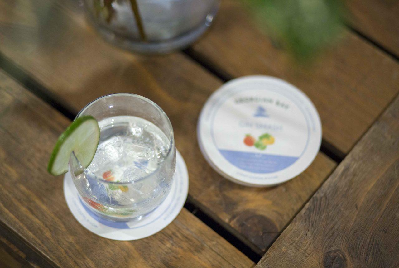 georgian bay co vodka gin smash