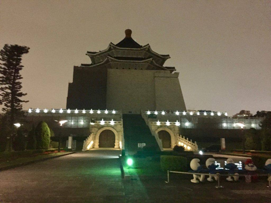 taipei taiwan temple