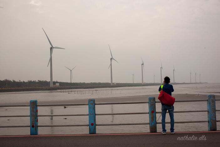 taichung taiwan wind turbine