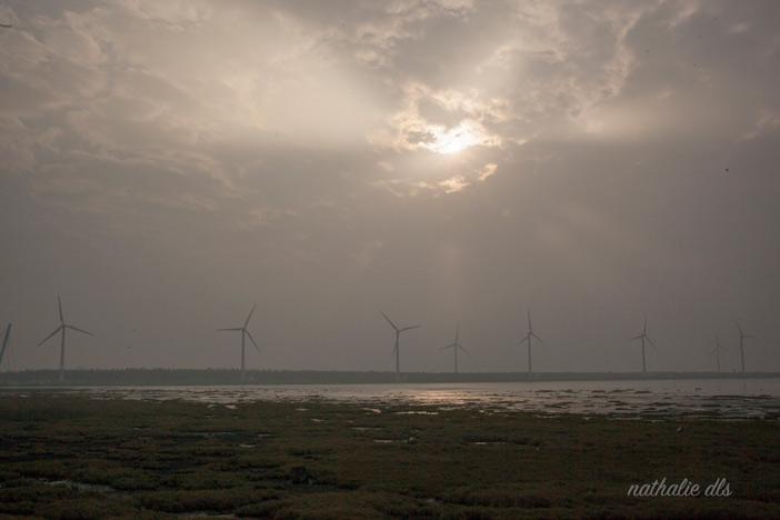 taichung taiwan wind turbines
