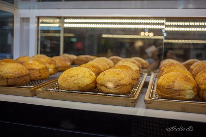 taichung taiwan pineapple bun