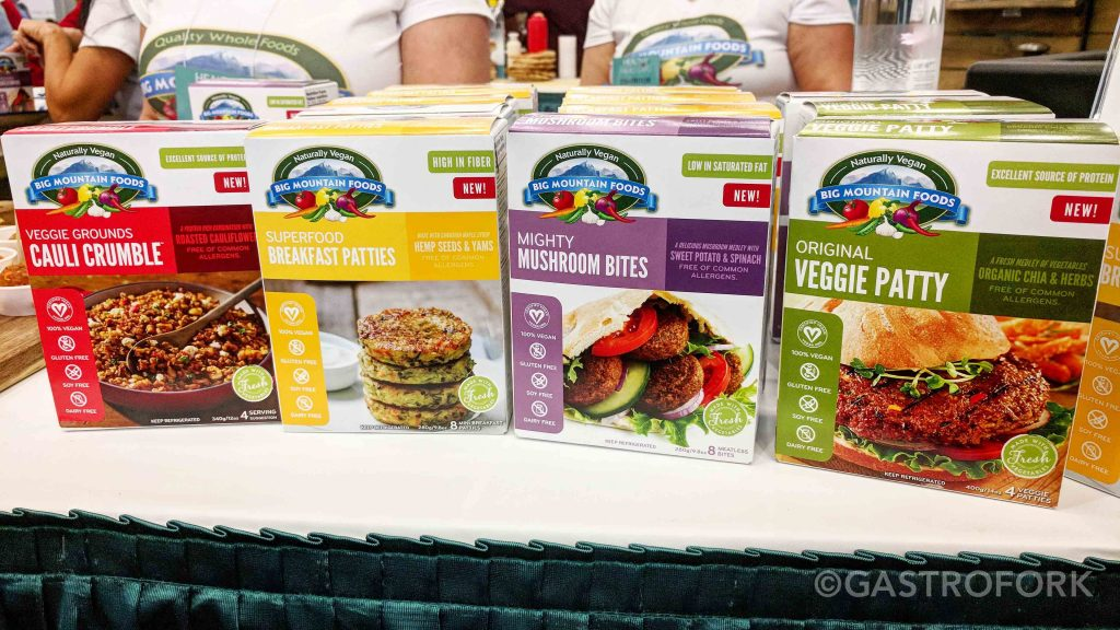big mountain foods healthy family expo 2018