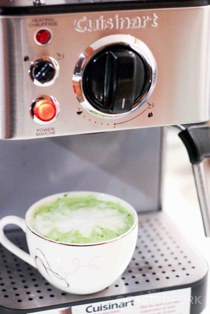 cuisinart espresso machine -8418