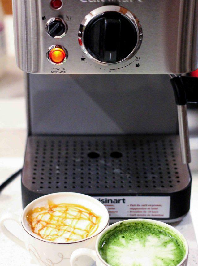 cuisinart espresso machine -8441