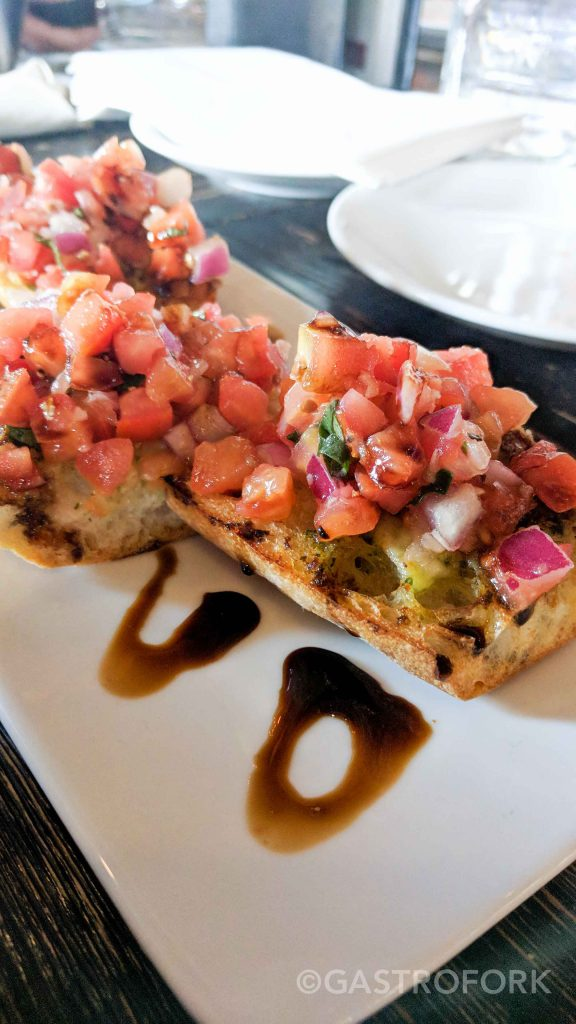 big rock urban brewery bruschetta happy hour