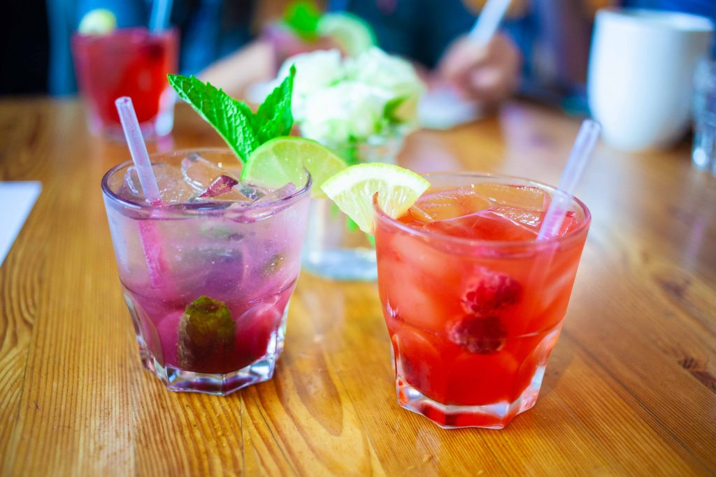 Rocky Mountain Flatbread Summer Drinks