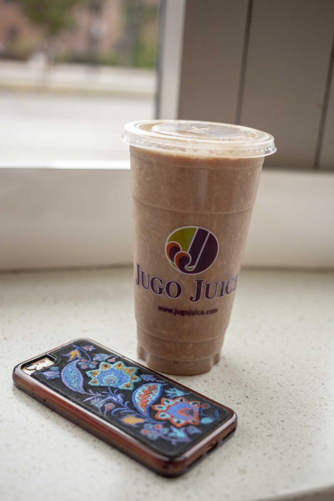 Jugo juice outer spice