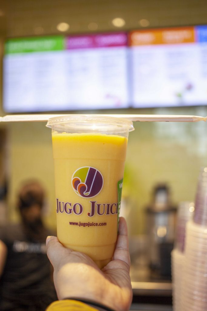 jugo juice gold digger veggie smoothie