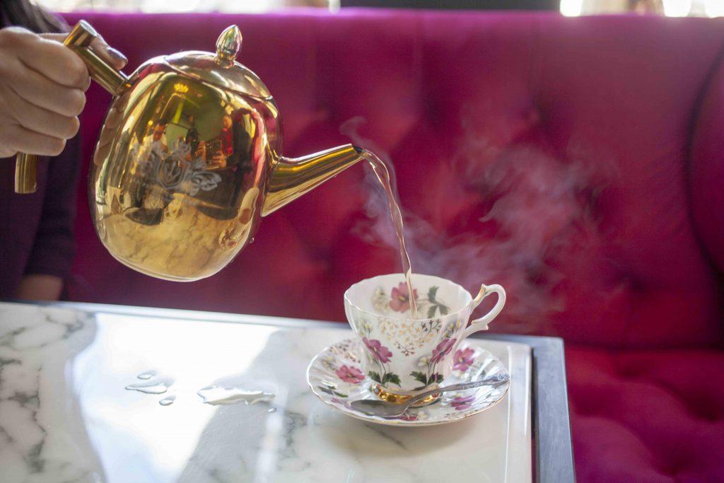 la petite cuillere tea