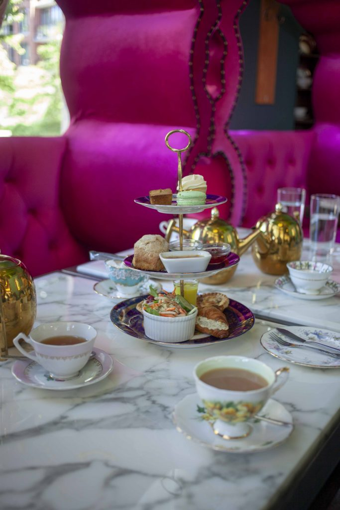 la petite cuillere afternoon tea