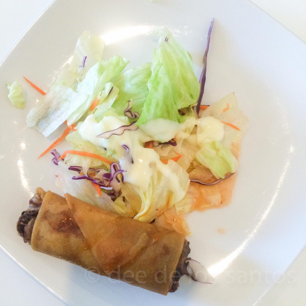 pink elephant thai marine lunch combo