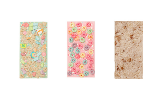 sugarfina breakfast collection cereal bars