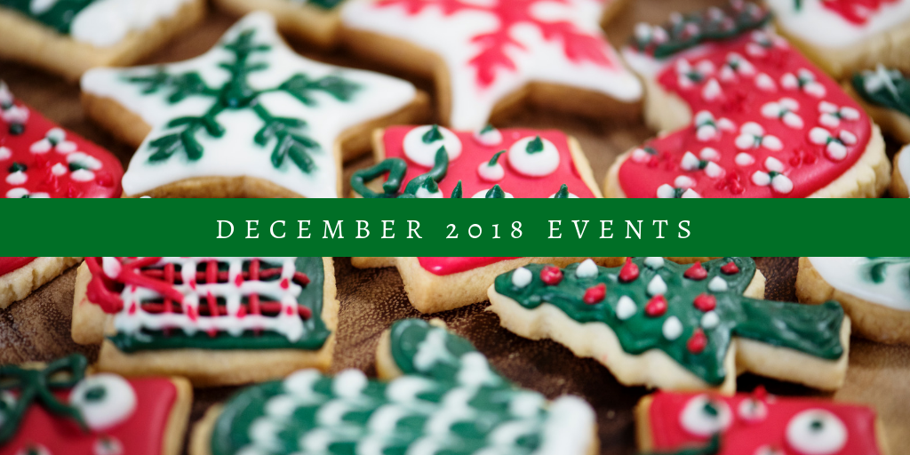 VANCOUVER EVENTS december 2018