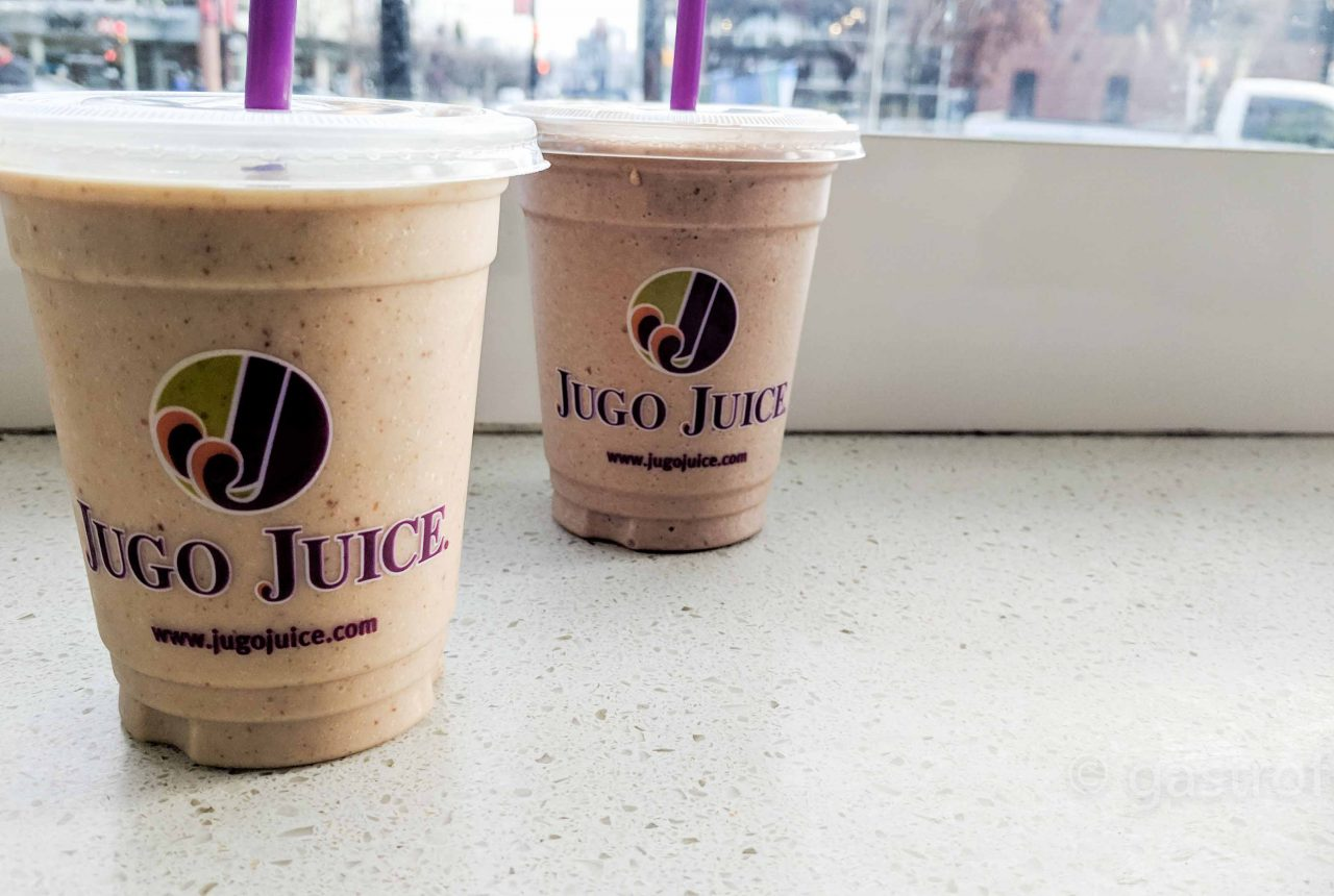 jugo juice protein smoothie