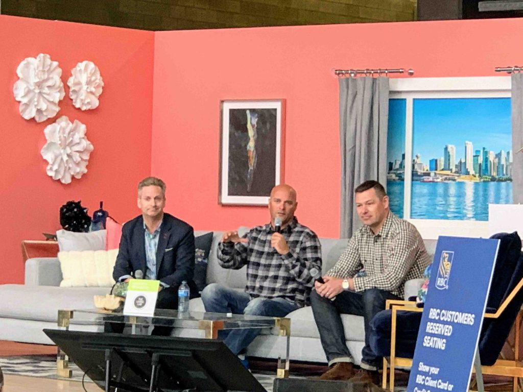 bc home and garden show 2019 bryan baeumler