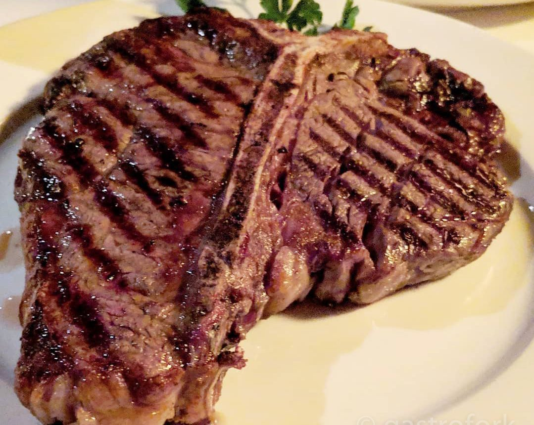 gotham porterhouse steak