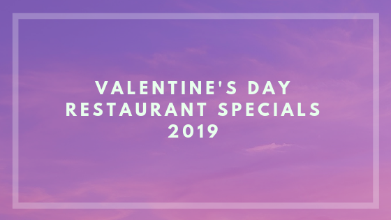 valentine's day specials in vancouver