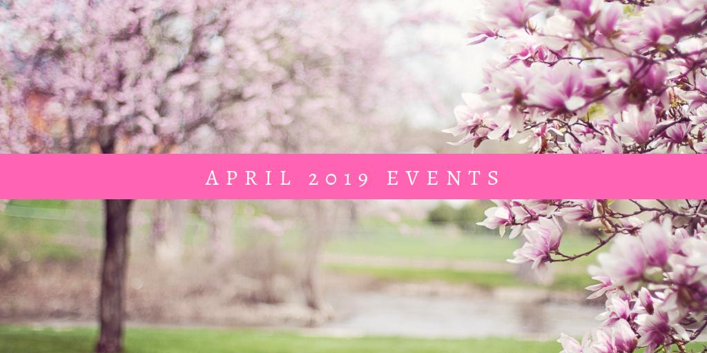 april 2019 vancouver events