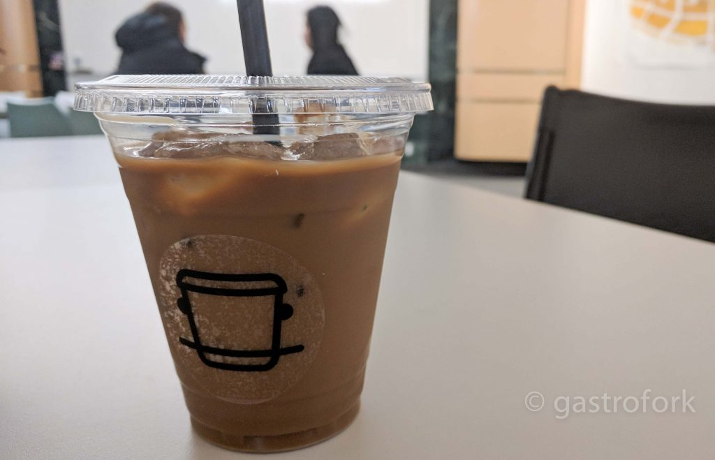ca phe vancouver chinatown house really strong iced coffee