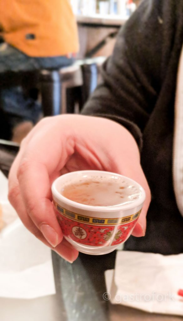 dd mau chinatown grandma's tea