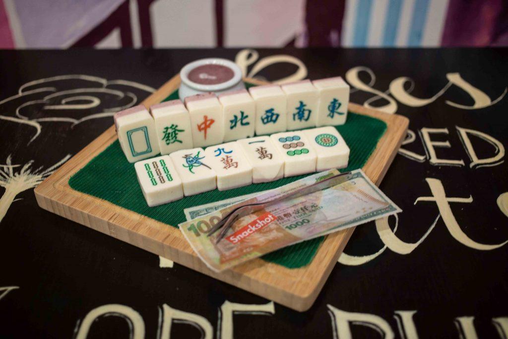 snackshot mahjong tiles