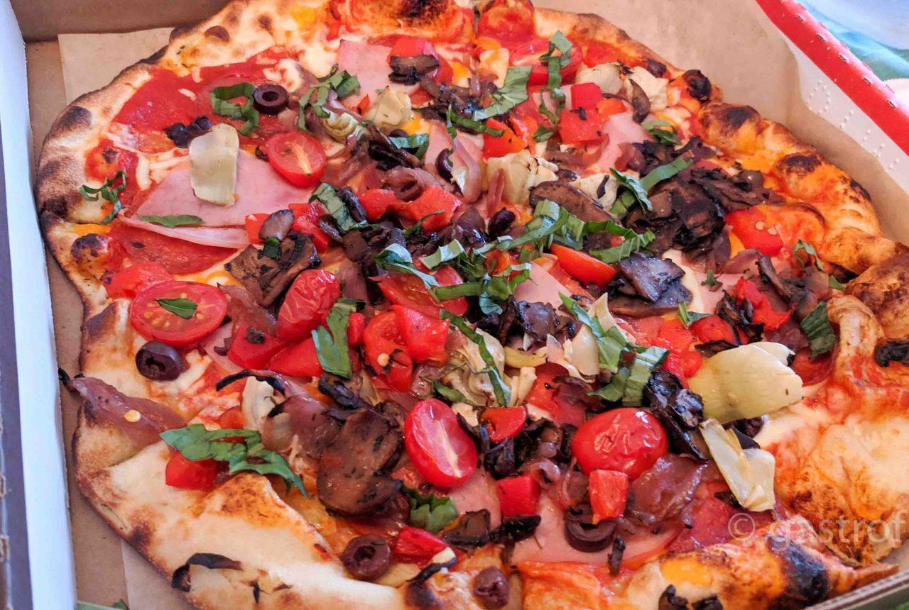 assembli pizza