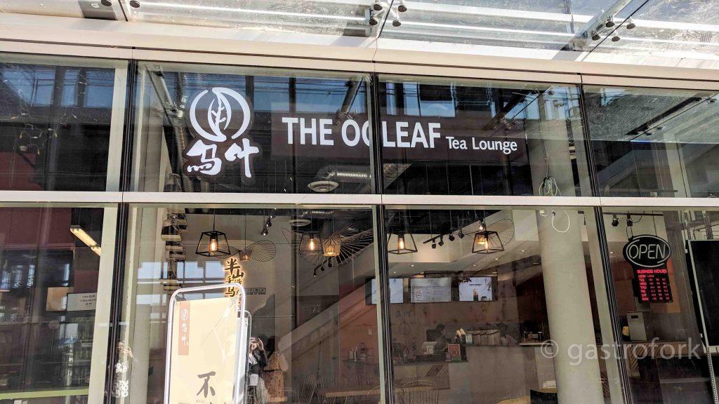 ooleaf tea lounge