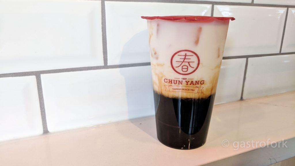 chun yang tea