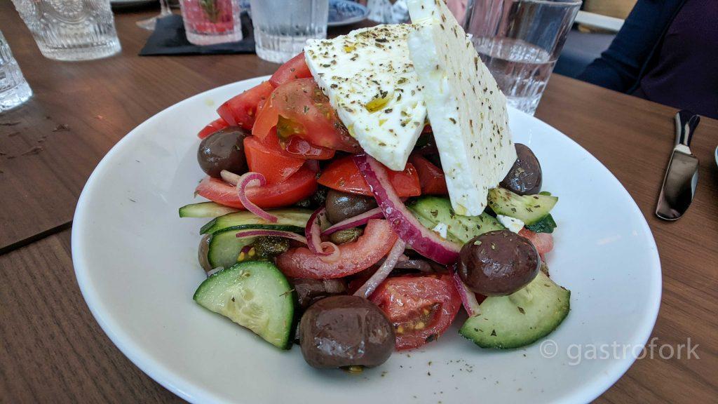 hydra tomato salad