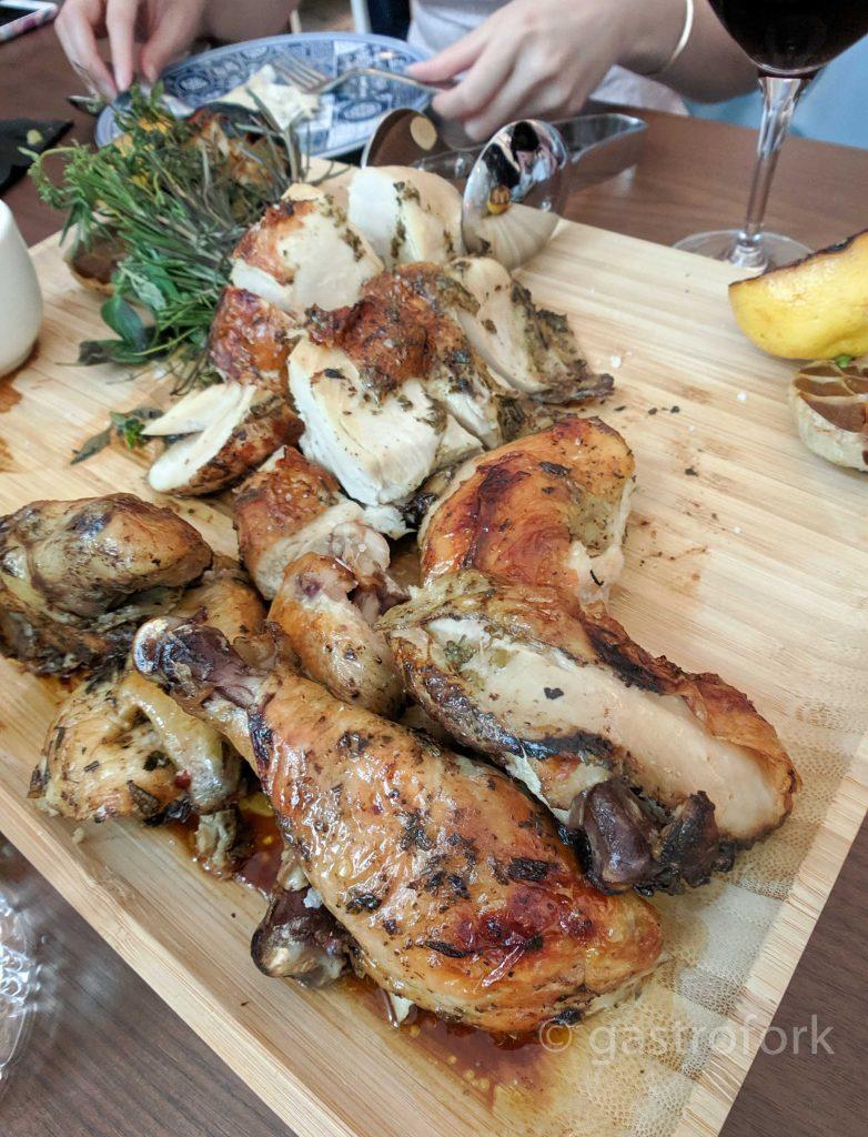 hydra roasted chicken
