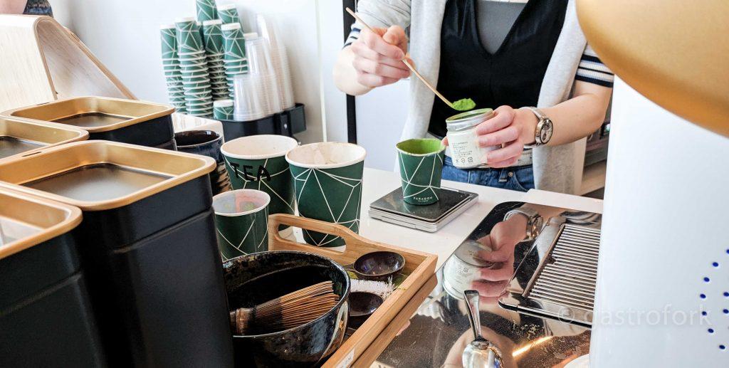 paragon tea room-