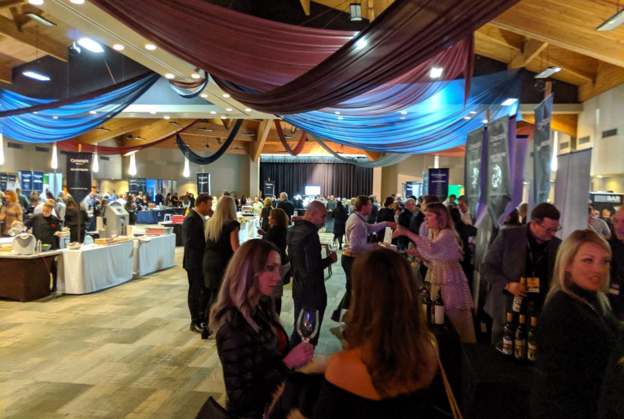 crush grand tasting whistler cornucopia 2019